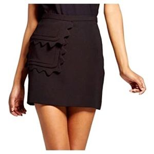Victoria Beckham for Target Scallop Pocket Skirt